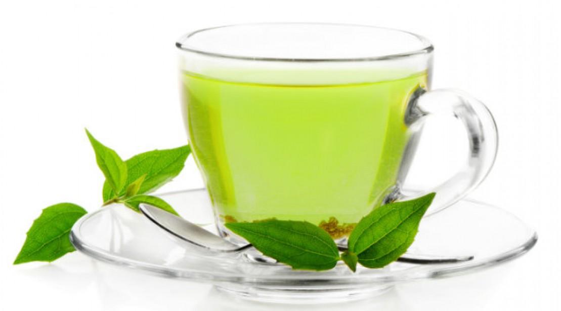 ceai verde pentru par