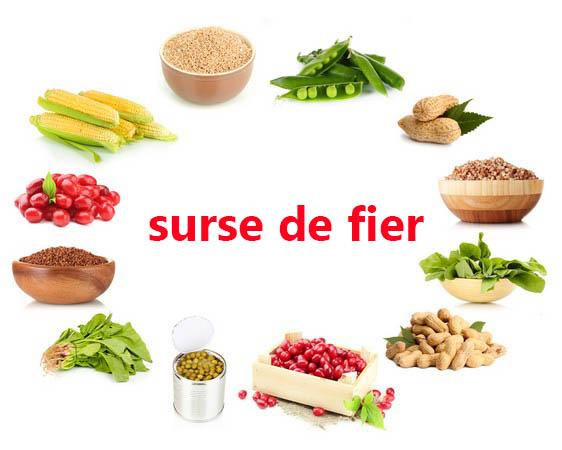 vitamine si minerale pentru par fier