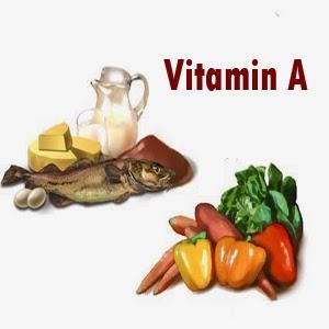 vitamine si minerale pentru par vitaminaA