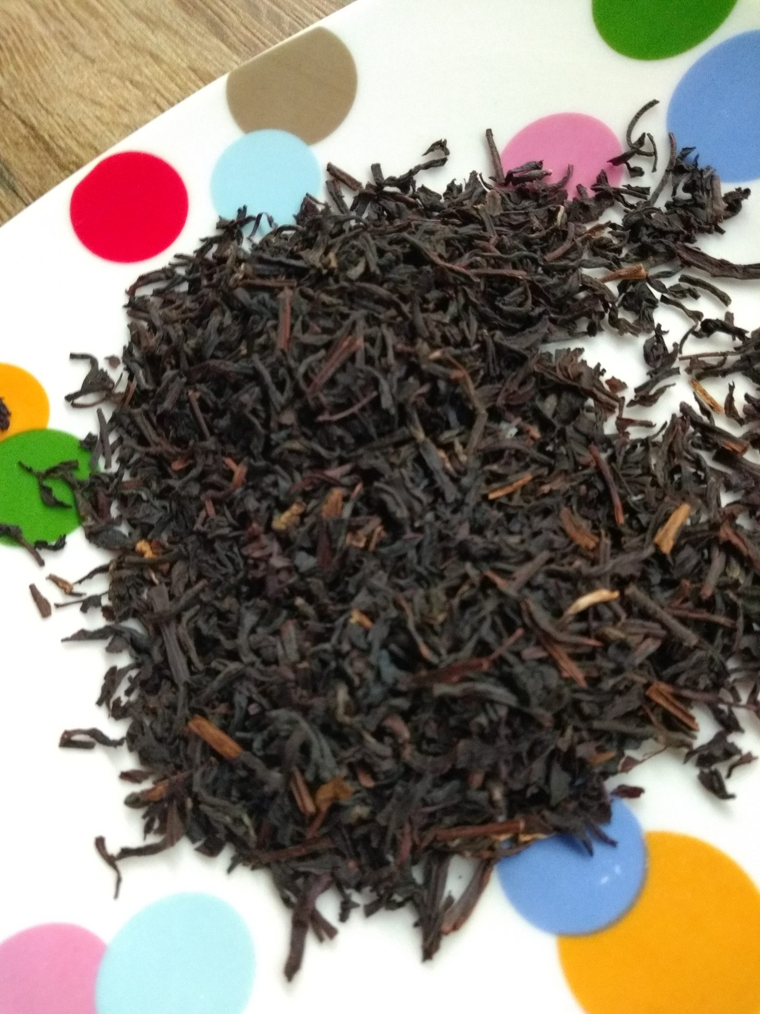 Remediu cu ceai negru pentru un par stralucitor
