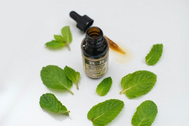 Folosește ulei esențial de mentă pentru a avea un păr sănătos